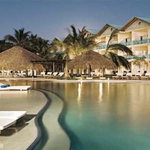 Dreams La Romana Resort & Spa - Dominican Republic luxury Honeymoon packages - preferred pool