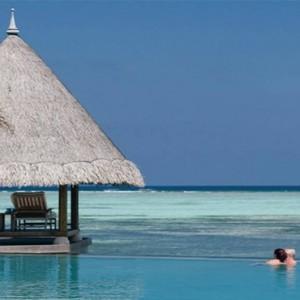 Four Seasons Resort Maldives at Kuda Huraa - Maldives Honeymoon Packages - Pool
