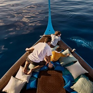 Four Seasons Resort Maldives at Kuda Huraa - Maldives Honeymoon Packages - dolphin cruise