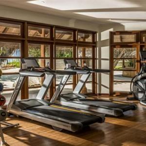Four Seasons Resort Maldives at Kuda Huraa - Maldives Honeymoon Packages - fitness