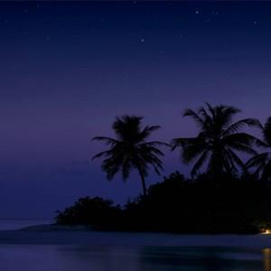 Four Seasons Resort Maldives at Kuda Huraa - Maldives Honeymoon Packages - night spa