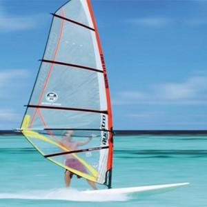 Four Seasons Resort Maldives at Kuda Huraa - Maldives Honeymoon Packages - windsurfing