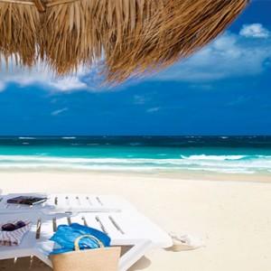Hard Rock Hotel & Casino Punta Cana - Dominican republic luxury honeymoon packages - beach1