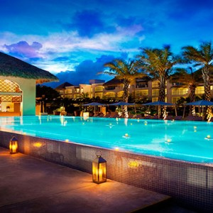 Hard Rock Hotel & Casino Punta Cana - Dominican republic luxury honeymoon packages - eden pool