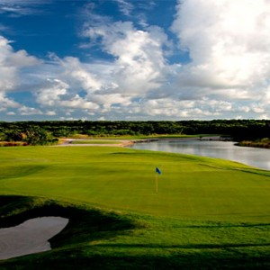 Hard Rock Hotel & Casino Punta Cana - Dominican republic luxury honeymoon packages - golf
