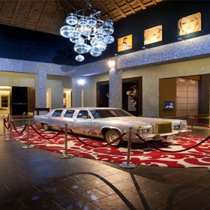 Hard Rock Hotel & Casino Punta Cana - Dominican republic luxury honeymoon packages - madonna lounge