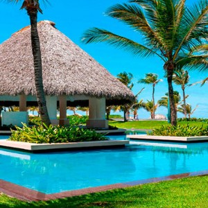 Hard Rock Hotel & Casino Punta Cana - Dominican republic luxury honeymoon packages - magnificent view