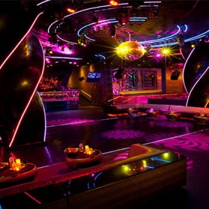 Hard Rock Hotel & Casino Punta Cana - Dominican republic luxury honeymoon packages - oro nightclub