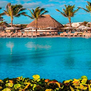 Hard Rock Hotel & Casino Punta Cana - Dominican republic luxury honeymoon packages - pool1