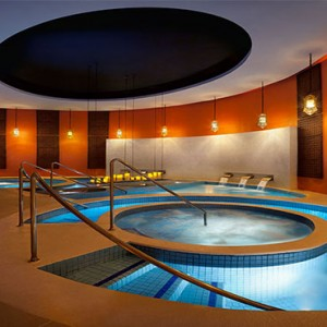 Hard Rock Hotel & Casino Punta Cana - Dominican republic luxury honeymoon packages - rock spa