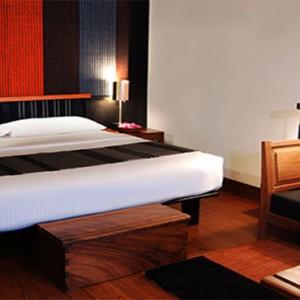Heritance Kandalama - Sri Lanka Honeymoon Packages - Superior Room bedroom