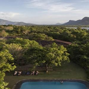 Heritance Kandalama - Sri Lanka Honeymoon Packages - Aerial view