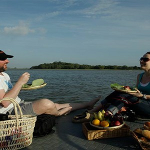 Heritance Kandalama - Sri Lanka Honeymoon Packages - Boat trip excursions