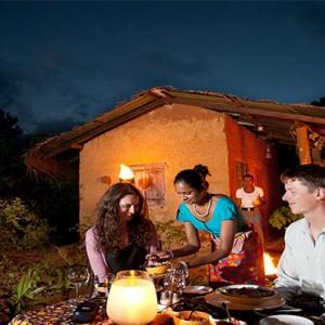 Heritance Kandalama - Sri Lanka Honeymoon Packages - Dining