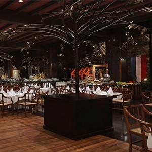 Heritance Kandalama - Sri Lanka Honeymoon Packages - Kanchana restaurant