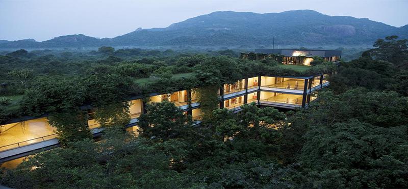 Heritance kandalama sri lanka honeymoon packages for Kandalama hotel sri lanka