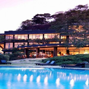 Heritance Kandalama - Sri Lanka Honeymoon Packages - night view