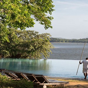 Heritance Kandalama - Sri Lanka Honeymoon Packages - pool view1