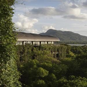 Heritance Kandalama - Sri Lanka Honeymoon Packages - room view