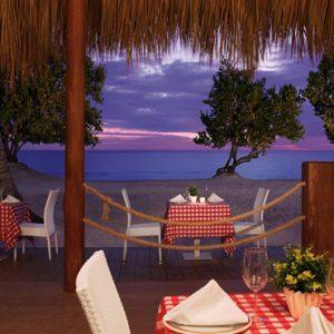 Jamaica Honeymoon Packages Dreams Dominican La Romana Resort And Spa La Trattoria