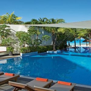 Mexico Honeymoon Packages Dreams Sands Cancun Resort And Spa Infinity Pool