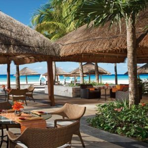 Mexico Honeymoon Packages Dreams Sands Cancun Resort And Spa La Cevicheria