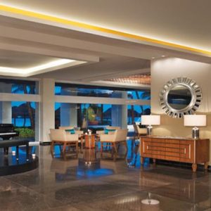 Mexico Honeymoon Packages Dreams Sands Cancun Resort And Spa Lobby