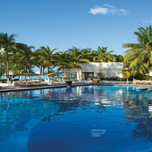 Mexico Honeymoon Packages Dreams Sands Cancun Resort And Spa Main Pool