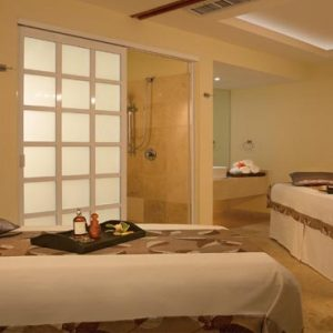 Mexico Honeymoon Packages Dreams Sands Cancun Resort And Spa Spa Massage Cabin