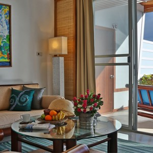 Penthouse Suite 2 - mom tris villa roayle phuket - luxury phuket honeymoons