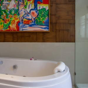 Penthouse Suite 4 - mom tris villa roayle phuket - luxury phuket honeymoons