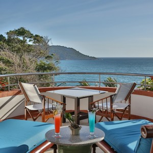 Penthouse Suite - mom tris villa roayle phuket - luxury phuket honeymoons