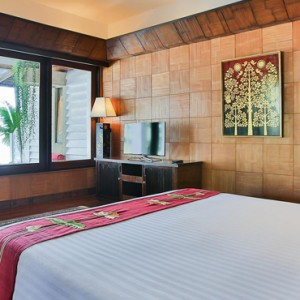 Pool Suite 2 - mom tris villa roayle phuket - luxury phuket honeymoons