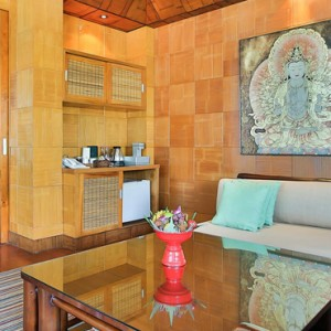 Pool Suite - mom tris villa roayle phuket - luxury phuket honeymoons