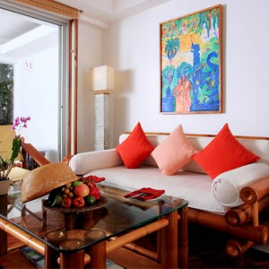 Royal Wing Suite 2 - mom tris villa roayle phuket - luxury phuket honeymoons