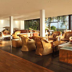 Sri Lanka Honeymoon Packages Heritance Kandalama Kanchana Lounge
