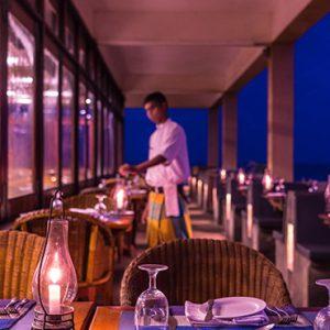 Sri Lanka Honeymoon Packages Jetwing Lighthouse Sri Lanka Dining 10