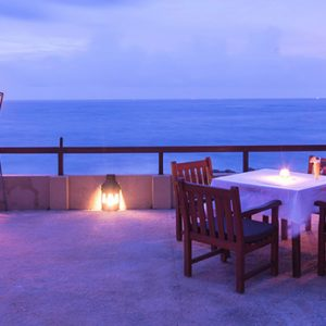 Sri Lanka Honeymoon Packages Jetwing Lighthouse Sri Lanka Dining 9