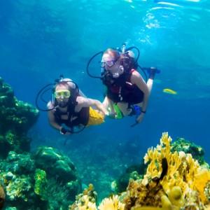 diving - Sandals Inn montego Bay - Luxury Caribbean Honeymoons