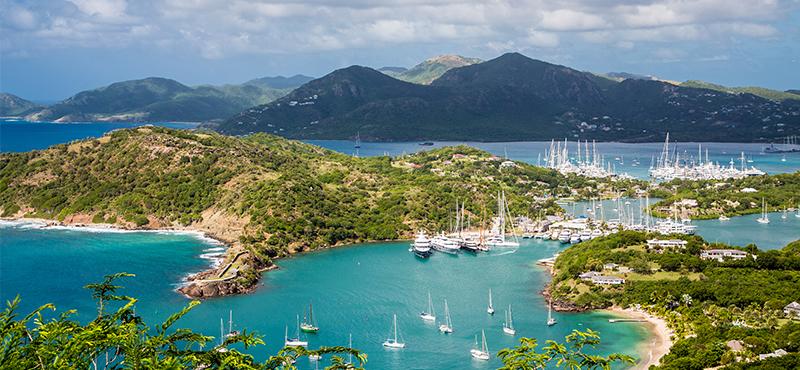 island hop - reasons to go antigua - luxury antigua honeymoons