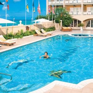 pool - Sandals Inn montego Bay - Luxury Caribbean Honeymoons