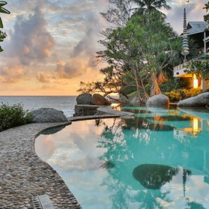 pool - mom tris villa roayle phuket - luxury phuket honeymoons