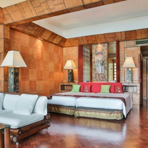 room 2 - mom tris villa roayle phuket - luxury phuket honeymoons