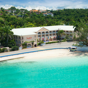 thumbnail - Sandals Inn montego Bay - Luxury Caribbean Honeymoons