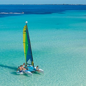 watersports - Dreams Sands Cancun Resort & Spa - Mexico Luxury honeymoon packages
