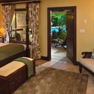 4 Walkout Swim Up Crystal Lagoon Honeymoon Butler Suite Sandals Royal Caribbean Luxury Jamaica Honeymoons
