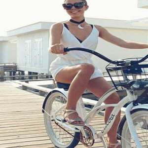 Amilla Fushi - Maldives Honeymoon packages - Biking