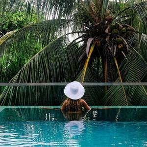 Amilla Fushi - Maldives Honeymoon packages - pool