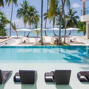 Amilla Fushi - Maldives Honeymoon packages - pool1