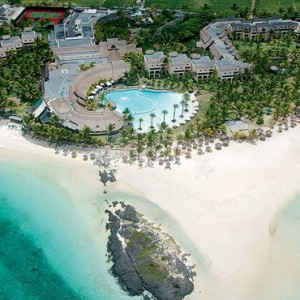 Arial - LUX Belle Mare - Luxury Mauritius Holidays